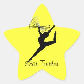 star twirler stickers