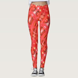 Star Twist Leggings
