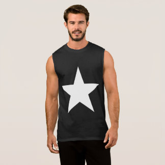 Star (+w) / Men's Ultra Cotton Sleeveless T-Shirt
