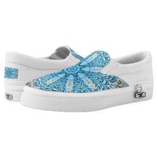 Star Walker Slip On-Shoes US-Women Printed Shoes