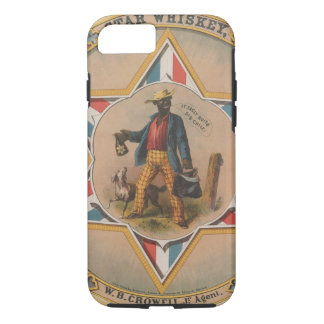 Star Whiskey Distilled and warranted pure iPhone 7 Case