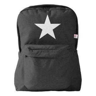 Star (white) / American Apparel™ Backpack
