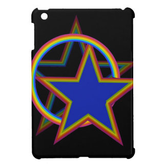 Star with shadow case for the iPad mini