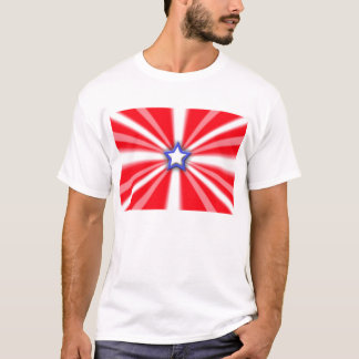 Star With Stripes T-Shirt