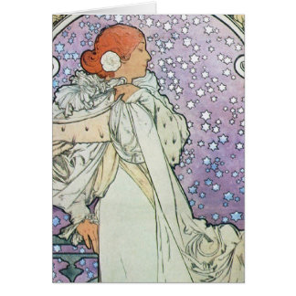 Star Woman Card