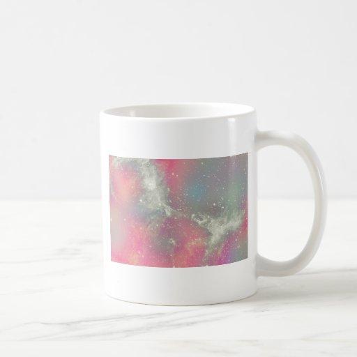 Starbabe Nebula Pastel Galaxy Mug