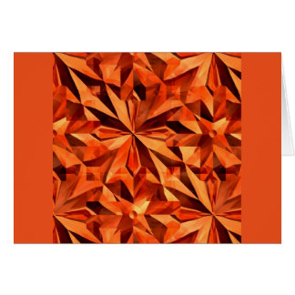 Starburst abstract cards