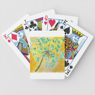 starburst bicycle playing cards