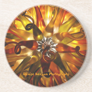 Starburst by Denise Keegan Photography Coaster