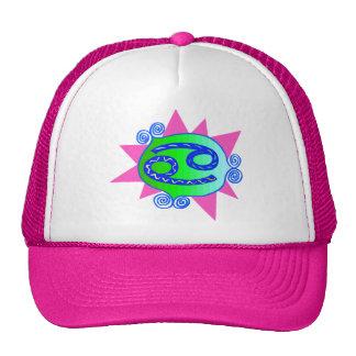 Starburst Cancer Cap