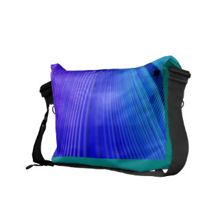 Starburst Design Courier Bags