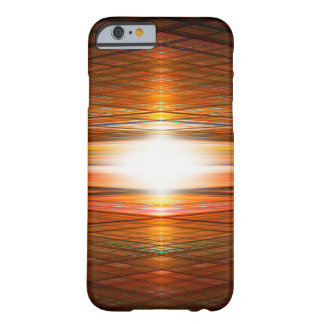 Starburst grid barely there iPhone 6 case