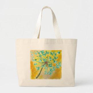 starburst large tote bag