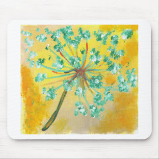starburst mouse pad