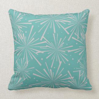 Starburst Seaglass Cushion