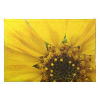 Starburst Sunflower Placemat