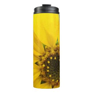 Starburst Sunflower Thermal Tumbler