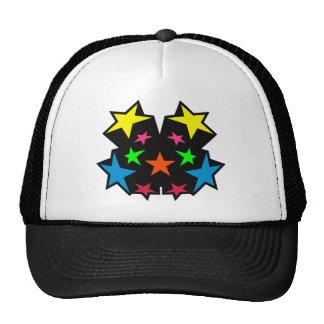 Starburst Trucker Hat
