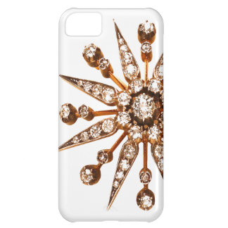 Starburst Vintage Costume Jewelry Iphone Case