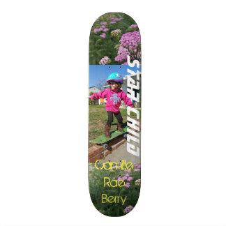 Starchild Skateboards : Camille Berry Pro Deck