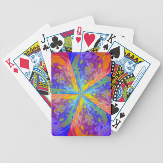 Stardust Bicycle Playing Cards