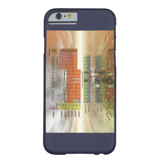 Stardust Periodic Table Barely There iPhone 6 Case