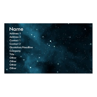 Starfield 1 pack of standard business cards