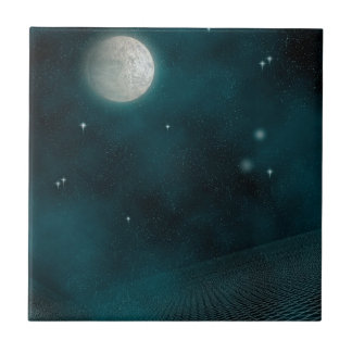 Starfield Ceramic Tile