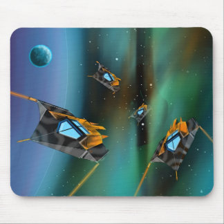 Starfighter Mousepad