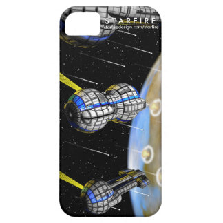 STARFIRE Planetary Bombardment! iPhone 5 Covers