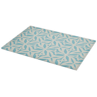 Starfish Abstract Pattern Cutting Board