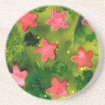 STARFISH ~ (Aquatic Life design) ~ Coasters