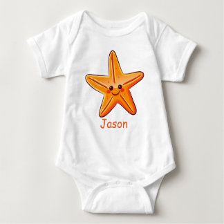 Starfish Baby Star Infant Custom Creeper