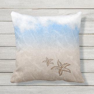 Starfish Beach Outdoor Cushion