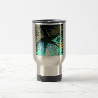 Starfish CB Stainless Steel Travel Mug
