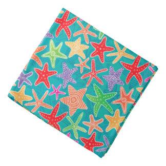 Starfish Colors Bandana