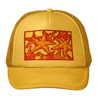 Starfish Composition Trucker Hat
