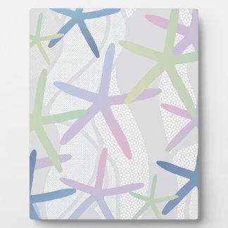 Starfish Design Plaques