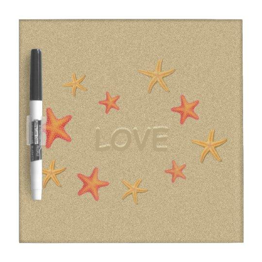 Starfish Dry Erase Board