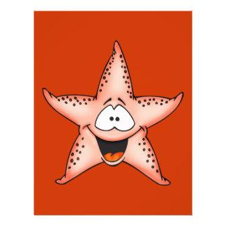 Starfish 21.5 Cm X 28 Cm Flyer