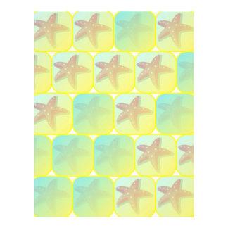 Starfish Flyer Design