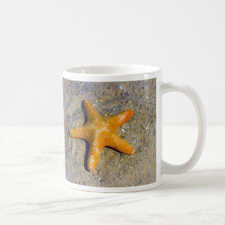 Starfish in the Sand Coffee Mug