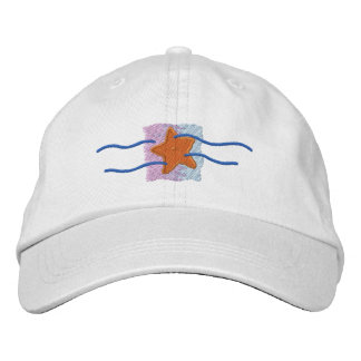 Starfish Logo Embroidered Hats