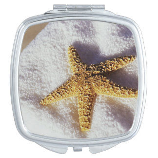Starfish On A Towel Mirrors For Makeup