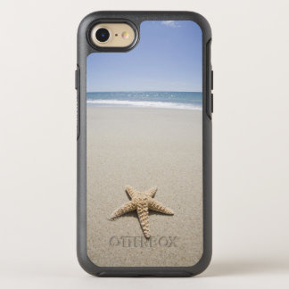 Starfish on beach by Atlantic Ocean OtterBox Symmetry iPhone 7 Case