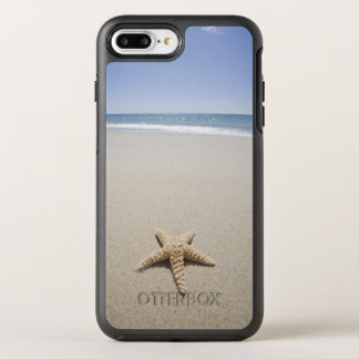 Starfish on beach by Atlantic Ocean OtterBox Symmetry iPhone 7 Plus Case