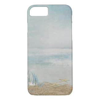 starfish on beach iPhone 7 case