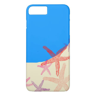 Starfish on Sand iPhone 7 Plus Case