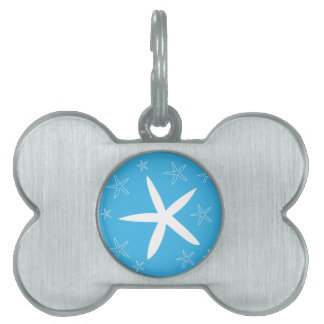 Starfish Pet Tag