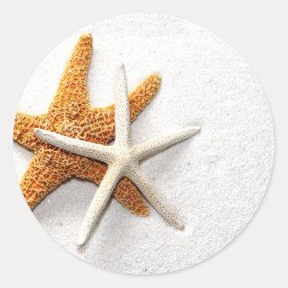 Starfish Stickers